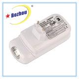 センサー再充電可能で白い最上質の安い夜ライト