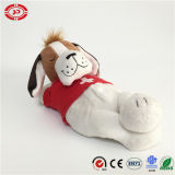 Swiss Lovely Snoring Cute Baby Play Dog Sleeping Plush Toy
