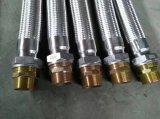 Mangueira de metal flexível com 304 ou 316 de aço inoxidável trançado e Conexões da Mangueira Hidráulica
