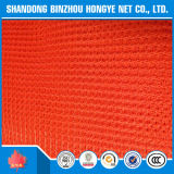 Rede de Segurança de Construção de HDPE / PE Retardante de Incêndio
