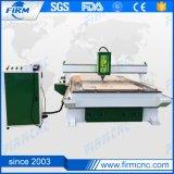 Le travail du bois de coupe en acrylique de porte de la machine CNC de gravure