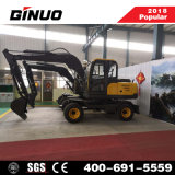 Parte superiore della Cina che vende 8 tonnellate della rotella dell'escavatore di vendita idraulica di Forf