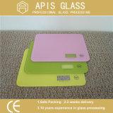 3-12mm Anti-Graffiano il commercio all'ingrosso stampato schermo a temperatura elevata di vetro Tempered