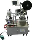 Maquinaria de etiquetado del pegamento semiautomático de la botella redonda
