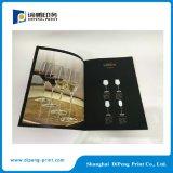Catalogue d'impression offset pour les produits en verre
