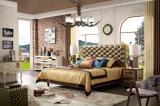 Het Beddegoed van uitstekende kwaliteit die voor Slaapkamer (A796) wordt geplaatst