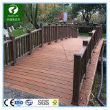 Chinees hout en Plastic Samengestelde Fabrikant WPC Decking