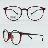 Em estoque meia fábrica de aço de plástico vender directamente a luz com Novo Design de óculos óculos de quadros de óptica