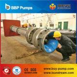 Lange Welle-tiefe wohle Pumpe