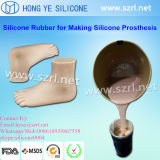 Medizinisches Silicone Rubber für Artificial Limb