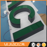 Lettre acrylique de la face imperméable à l'eau extérieure DEL