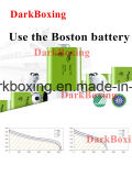 Banco Emergency da potência do telefone do carregador de bateria de Boston da fonte de alimentação para o portátil