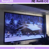 Petit écran de l'affichage vidéo DEL du Pixel HD de P2.5mm