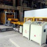 De automatische Concrete Baksteen/de Betonmolen die van het Blok Machine Qft10-15 maken