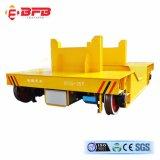 Automobile di conduzione di trasporto autoalimentata guida applicata nell'industria di metallurgia (KPDS-30T)