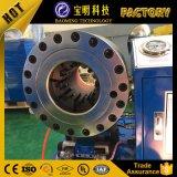 Machine sertissante de boyau à haute pression tressé électrique d'acier inoxydable de la CE