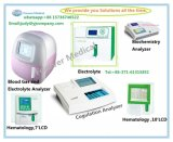 8 filtres standard semi-automatique de l'analyseur de biochimie clinique Diagnostic Yj-S5