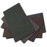 Feuille de fibre de carbone de poids de cahier des charges