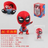 Het in het groot Stuk speelgoed Pop Funko van Spiderman van het Speelgoed van het Cijfer van de Actie