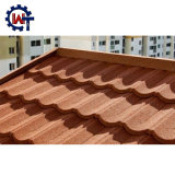 Плитки крыши Керала цветастого песка Wante Coated алюминиевые