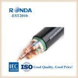 120 sqmm алюминиевых электрический кабель 0,6 кв алюминиевого кабеля Шанхай