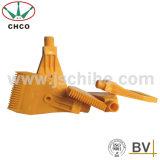 Bico de pulverização Windjet amarela de plástico