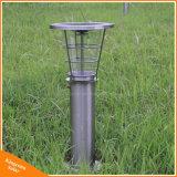 Luz solar del césped del acero inoxidable LED para el paisaje del parque del jardín