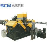 Machine de forage CNC à haute vitesse pour l'angle de l'acier au carbone
