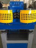 압출기 기계를 만드는 PE HDPE PVC 플라스틱 관 물결 모양 관