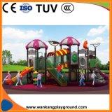 Игрушки оборудования спортивной площадки детей парка атракционов серии космоса напольные (WK-A1105b)