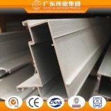 Fábrica chinesa de perfis de alumínio para portas e janelas utilizadas