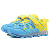 Bluetoothのスニーカーの靴の標識燈LEDの明るい靴