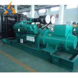 двигатель 1000kw звукоизоляционный с комплектом генератора Cummins