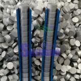수평한 자동적인 알루미늄은 단광법 압박을 조각낸다