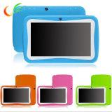 7 polegadas colorido de CPU Dual Core Android Kids Tablet para mini-PC