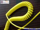 Câble en spirale 8 coeurs