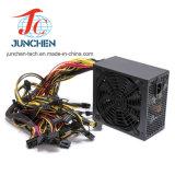 광부를 위한 PC 전력 공급 1000W 1250W 1600W 모듈 PSU