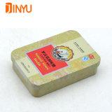Оптовая Mint коробка олова с законченный полного цвета напечатанное и лоснистое
