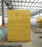 중국 강철 집을%s 내화성이 있는 바위 모직 샌드위치 위원회
