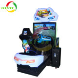 Macchina a gettoni della galleria della macchina del gioco della vettura da corsa della galleria del simulatore dello spingitoio della moneta