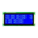 옥수수 속 유형 128*64 LCD 디스플레이 모듈 스크린, 파랑을%s 가진 특성