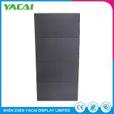 Plancher en carton de papier personnalisé Présentoir pour vêtements en rack