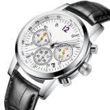 Soem-kundenspezifische Schweizer Bewegung Waterporoof Luxus-Armbanduhr