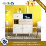 Angemessener Preis Belüftung-Melamin Backsplash Speicher-Möbel (HX-8NR0765)