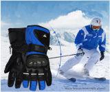 Батарея Heated перчатки Triding горы перемещения Sking гуляя длинняя