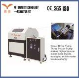 Px aluminio Máquina de corte chorro de agua
