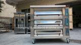 Strumentazione del forno, forno elettrico lussuoso di 3-Deck 9-Tray