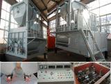 Клетчатая облегченная конкретная машина Jsp-40