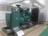 エンジンのセットされるディーゼル68kw発電機かVolvoのディーゼル発電機