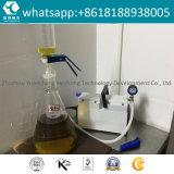 Prueba líquida 400mg/ml de la solución del petróleo esteroide semielaborado para la testosterona 400 del Bodybuilding